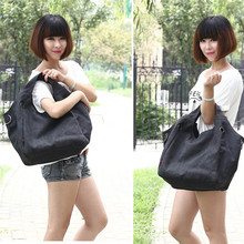 Women Half Moon Bags New Brand Women's Shoulder Bags Handbags Luxury Hobos Designer Hand Bags For Women Black Canvas Bolsa