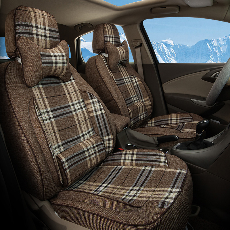 Full Set Car Seat Cover Fit For Bmw X6 Series New Car