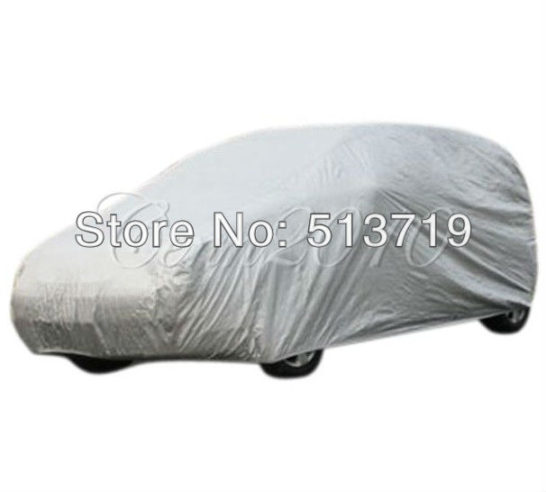 Waterproof UV Dust Rain Snow Resistant SUV Full Car Cover 4WD 4x4 Offroad Sport 5 2
