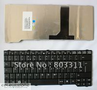 Free shipping hot selling laptop keyboards for fujitsu seimens Amilo Pi3525 Pi3540 PA3553 Li3710 V6505 D9510 Black UK layout