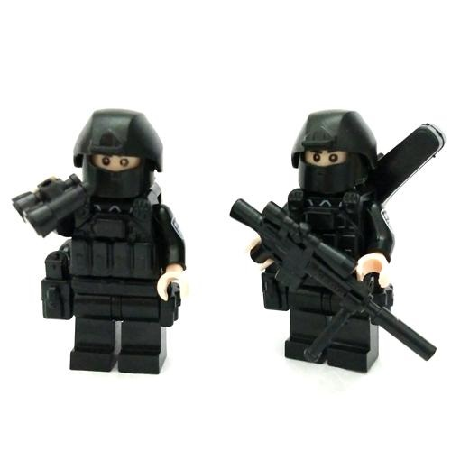 Sniper Rifle Weapons Accessories toy Guns for Lego Minifigures Lot of 12 New!