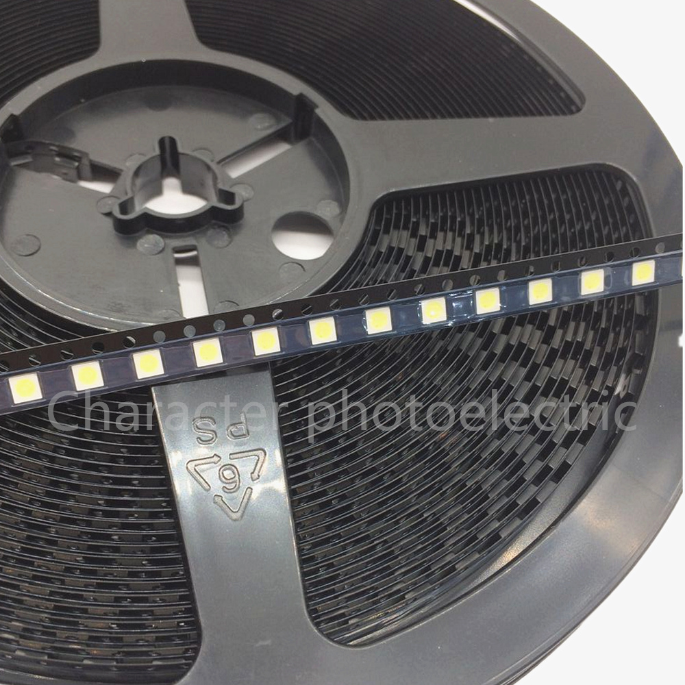 100 шт./лот 1 Вт/2 Вт <font><b>3535</b></font> 3 В/6 В SMD <font><b>LED</b></font> Бусины холодный белый 90lm высокое мощность для ЖК-дисплей/ТВ Подсветка