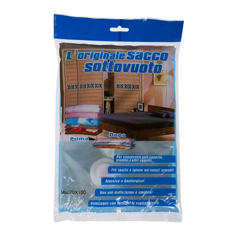 Économiseur d'espace économie joint de stockage sacs sous vide organisateur compressé sac support cintre organisateur de stockage