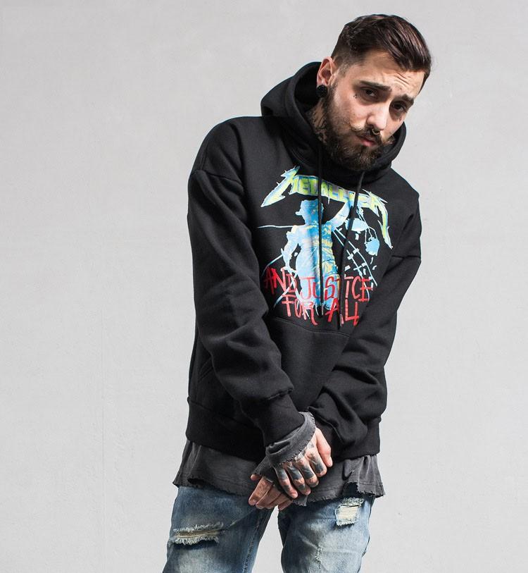Aolamegs Mens Hoodies Sweatshirts Metal Rock Style Streetwear Letters Print Long-sleeve Fashion Vintage Hood Masculina Pullover (12)