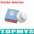 High sensitive smoke detector OWY-GD-858 wireless smoke detector with 9V battery