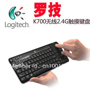 New Logitech K700 Wireless Multimedia Keyboard Controller with Unifying Receiver for Android,Google TV, Winodws,Mac