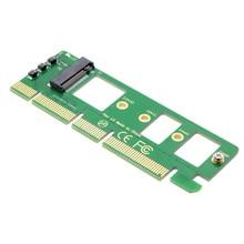 Мини-конвертер инструмент XP941 PM951 Компьютерные аксессуары 2242 M.2 NVME PCI-E X4 SSD SM951 адаптера Настольный привод Компоненты
