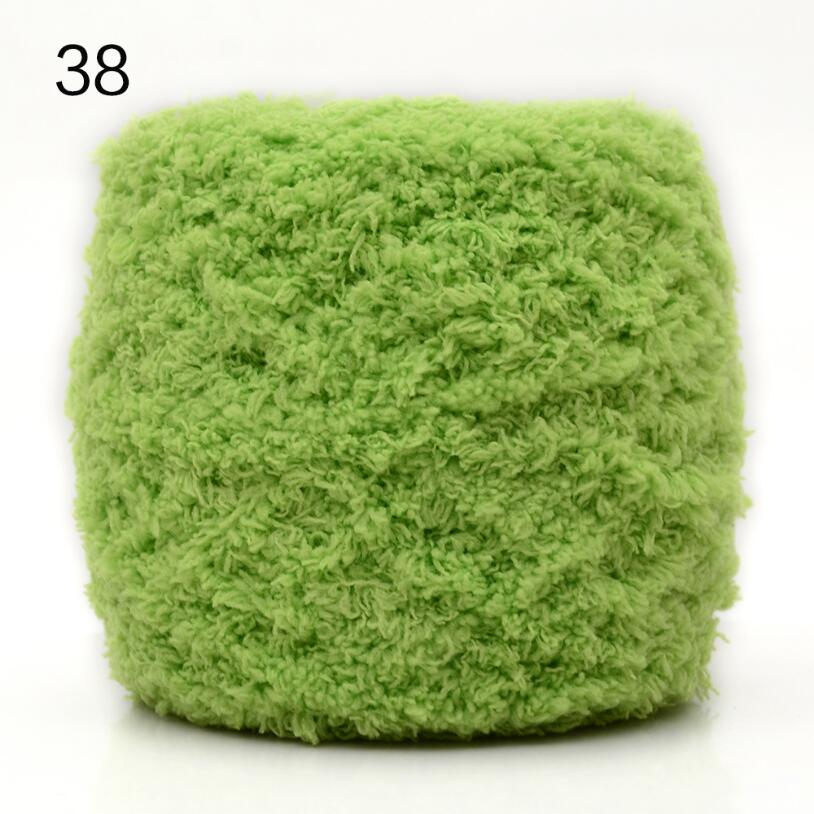 500g/bag/5pcs Solid color Coral cashmere Yarn knitting Thick wool line/yarn for children/adult sweater scarf hat vest hot warm