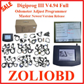 2017 Digiprog 3 V4.94 Mileage Correct Auto Mileage Programming odometer adjust Digiprog III V4.94 digiprog3 with all adapters
