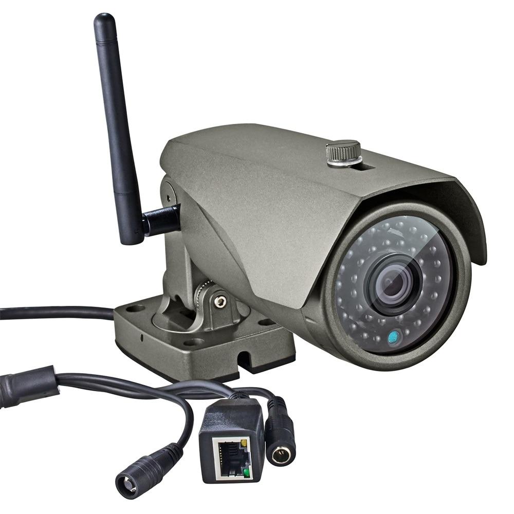 KERUI Full HD 1080P WIFI Wodoodporna kamera IP pociskowa P2P Wizja w - Bezpieczeństwo i ochrona - Zdjęcie 5