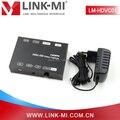 LINK-MI LM-HDVC01 Full HD 1080 P Captura De Vídeo Game Codificador H.264 HDMI HD placa de Captura de Vídeo