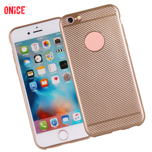 6S Shockproof Case on For iPhone 6 Soft Cover Coque For iPhone Case 6S 6 7 8 Plus 6Plus 7Plus X 5 5S SE Fundas 16 32 64 128 GB