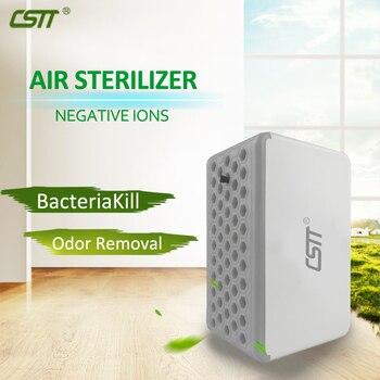 CSTT المحمولة جهاز تعقيم بالهواء الأيونات السالبة USB لتنقية الهواء ل المنزلية مكتب