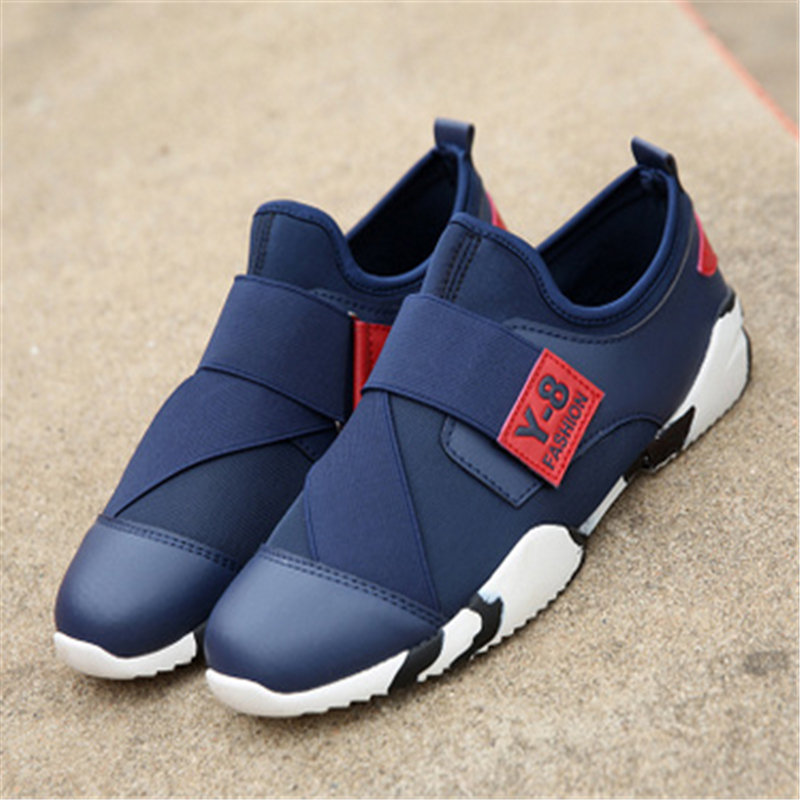 ФОТО Men's shoes in 2016 new leisure brand men's canvas shoes comfortable and fashionable men's shoes size 39-44 zapato
