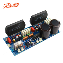 GHXAMP STK4046V Thick Film Amplifier Audio Board 120W*2 High Power 2.0 Audio Amplifiers PC1237 Speaker By Sanyo High Quality