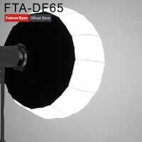 Falcon Eyes 65cm (2ft) pliable Style lanterne boîte souple Portable en plein air avec monture Bowens pour Flash stroboscopique studio LED