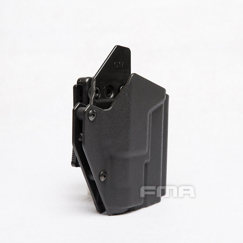 FMA G17S WITH SF Light-Bearing Pistol Holster Short Jacket For G17 & Inforce APLC Light Airsoft Tactical Equipments 1327