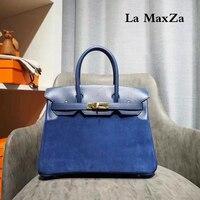 2017 Fashion Luxury Brand Runway Head Layer Leather Bag Jacket High End Ladies Handbag CL702207