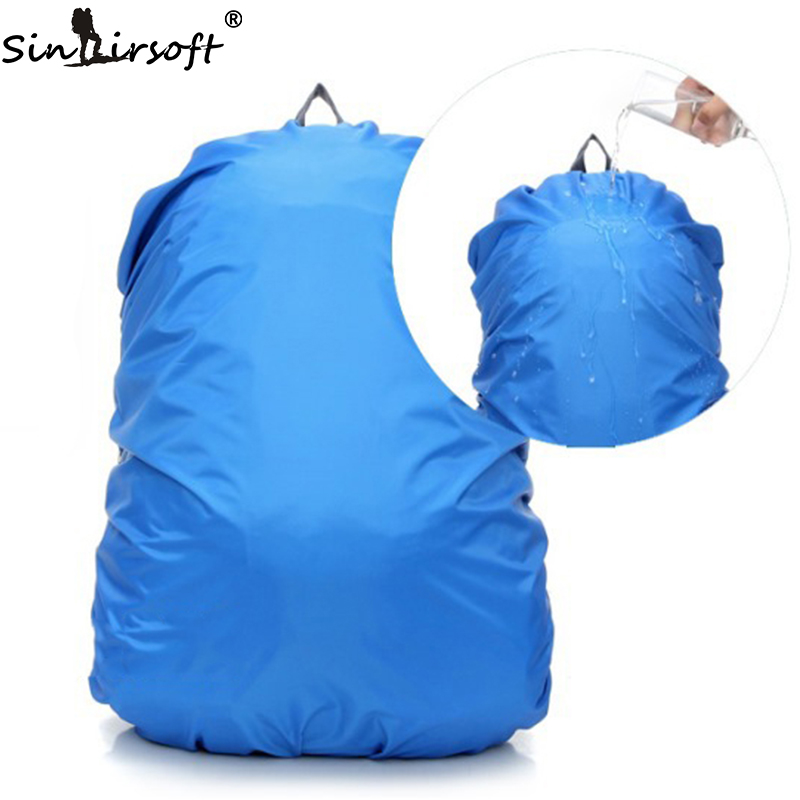 SINAIRSOFT Waterproof Rain Cover Backpack Raincoat Suit for 20L 30L 35L 40L 40L 50L 60L 70L