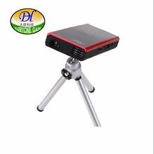 Todo el mundo Obtener Inteligente Proyecto Proyector Portátil Wifi Android Bluetooth DLNA Inalámbrico HDMI con Pantalla Táctil A60 Proyector Projecter