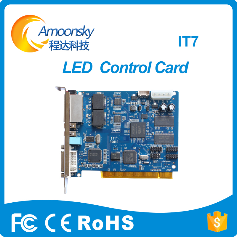 led display wall led controller T7 iT7 led video cardled display wall led controller T7 iT7 led video card