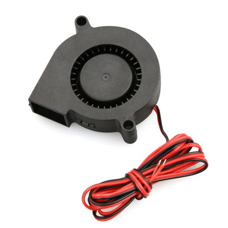 DF5015SM DC 12V Blower Radial Cooling Fan For 3D Printer Humidif s!