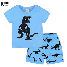 2019 Girls Cartoon Pijamas Kids Clothes Set Children Clothing Suit Short Sleeve Kids Sleepwear Girls Pajama Sets for Bebes pajama sets frutto rosso for girls tk117g044 sleepwear kids home suit children clothes