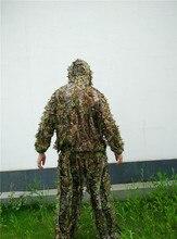 Birdwatch yowie ghillie снайпер страйкбол bionic кле лист камуфляж охота костюмы