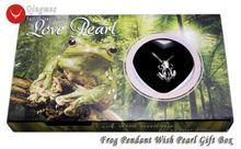 Женское Ожерелье чокер qingmos wish с жемчугом 16 мм в виде