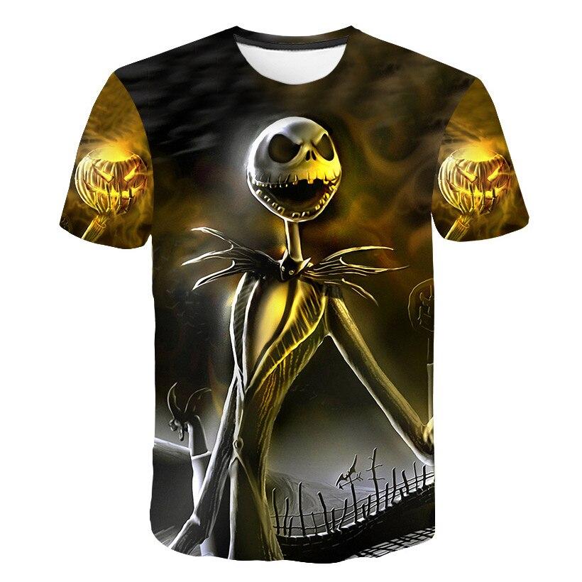 Men's T-Shirts 2018 Funny Printed Short Sleeve Tshirts Summer Hip Hop Casual Cotton Tops Tees Streetwear