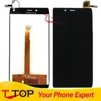 Полная Сборка ЖК-дисплей Для Alcatel One Touch Idol Альфа 6032 6032A 6032D 6032X OT6032 ЖК-Дисплей + Сенсорный Экран Планшета 1 ШТ.