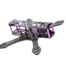 цена на TCMM FPV Drone Frame Kit Martian 215 Wheelbase 215mm 4mm Arm Carbon Fiber For RC Drone FPV Racing Frame Kit