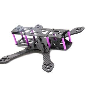 Image 3 - TCMM FPV Drone Frame Kit Martian 215 Wheelbase 215mm 4mm Arm Carbon Fiber For RC Drone FPV Racing Frame Kit
