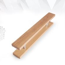 Glass Door Handle Chinese original wooden door barn sliding door handle vintage with frame push and pull door handrails