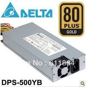 1u 500w Server Power Supply DPS-500YB Machine Host Power Supply аккумулятор yoobao yb 6014 10400mah green