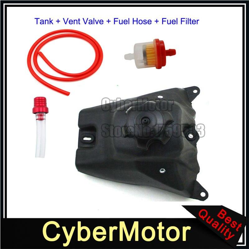 informafutbol.com 5pcs Red Gas Fuel Tank Cap Valve Vent For 140cc ...