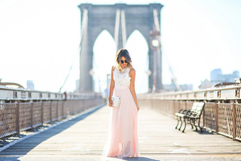 Sleeveless Maxi Dress 4