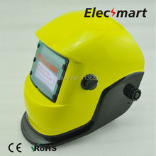 Minions Solar auto darkening TIG MIG MMA electric welding mask/helmet/welder cap/lens for welding machine OR plasma cutter
