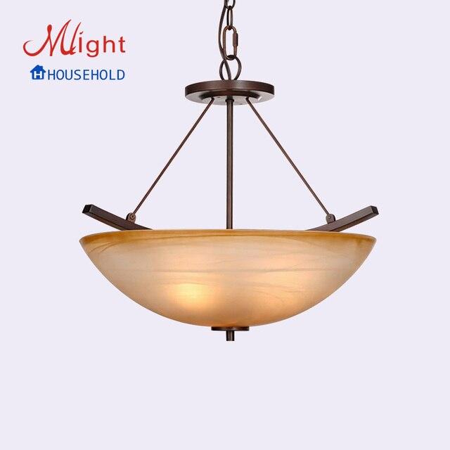 2016 vetro creativo camera da letto lampadario classico stile ...