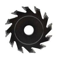 Circular Saw Cutter Round Sawing Cutting Blades U/V shaped slotted saw blade 100MM Y
