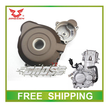 ZONGSHEN CB250 250cc left side engine cover magneto coil cover dirt pit bike atv quad kayo bse taotao accessories free shipping