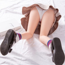 realistic sexual doll adult sex dolls no boobs beautiful leg model real sexs doll big ass lovedoll vagina toys pussy for men(China)