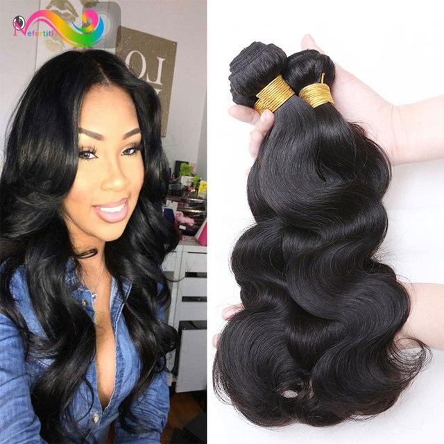 Индийский Объемная Волна 4 Bundle Предложения 8А Класса Али Благодать Волосы Индийские Волосы Weave Связки Индийский Девы Волос Объемной Волны