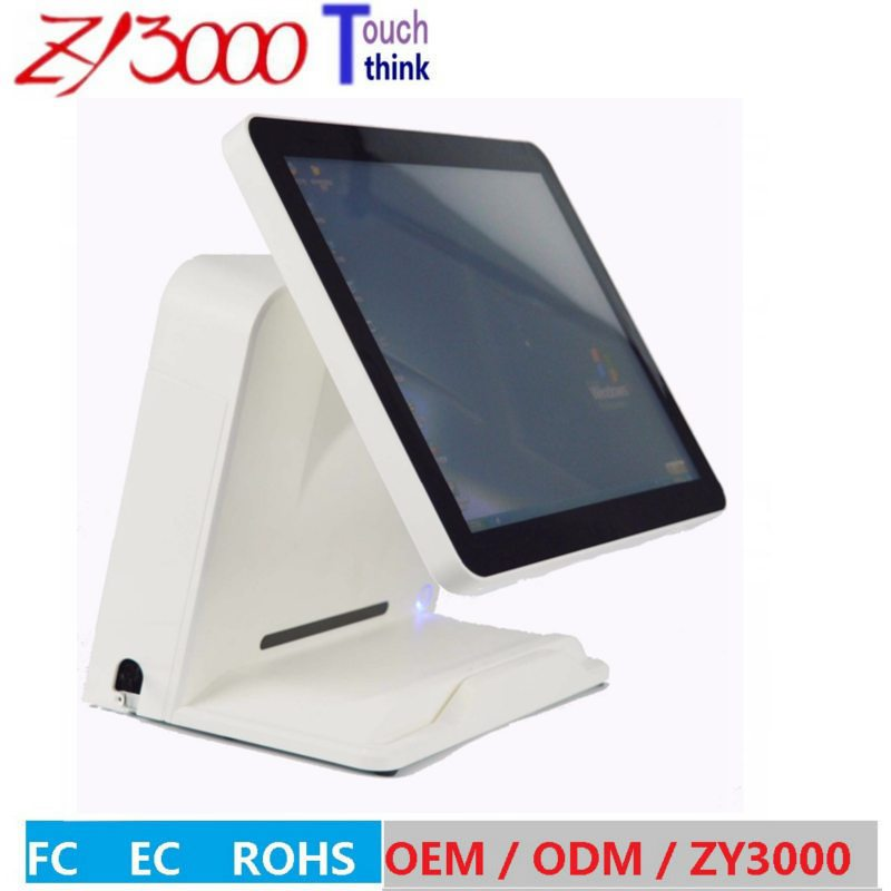 2019 Direct Selling Hot Sale 4 Units / Lot 15 Inch All In One Capacitive Touch Screen Pos Cash Register Pos Terminals