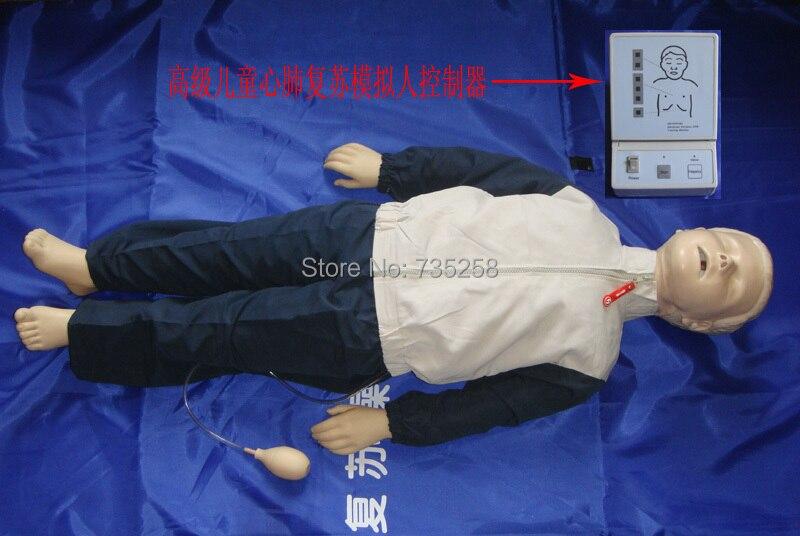 Mannequin de formation en rcr pour enfants, modèle de formation en rcr pour enfants