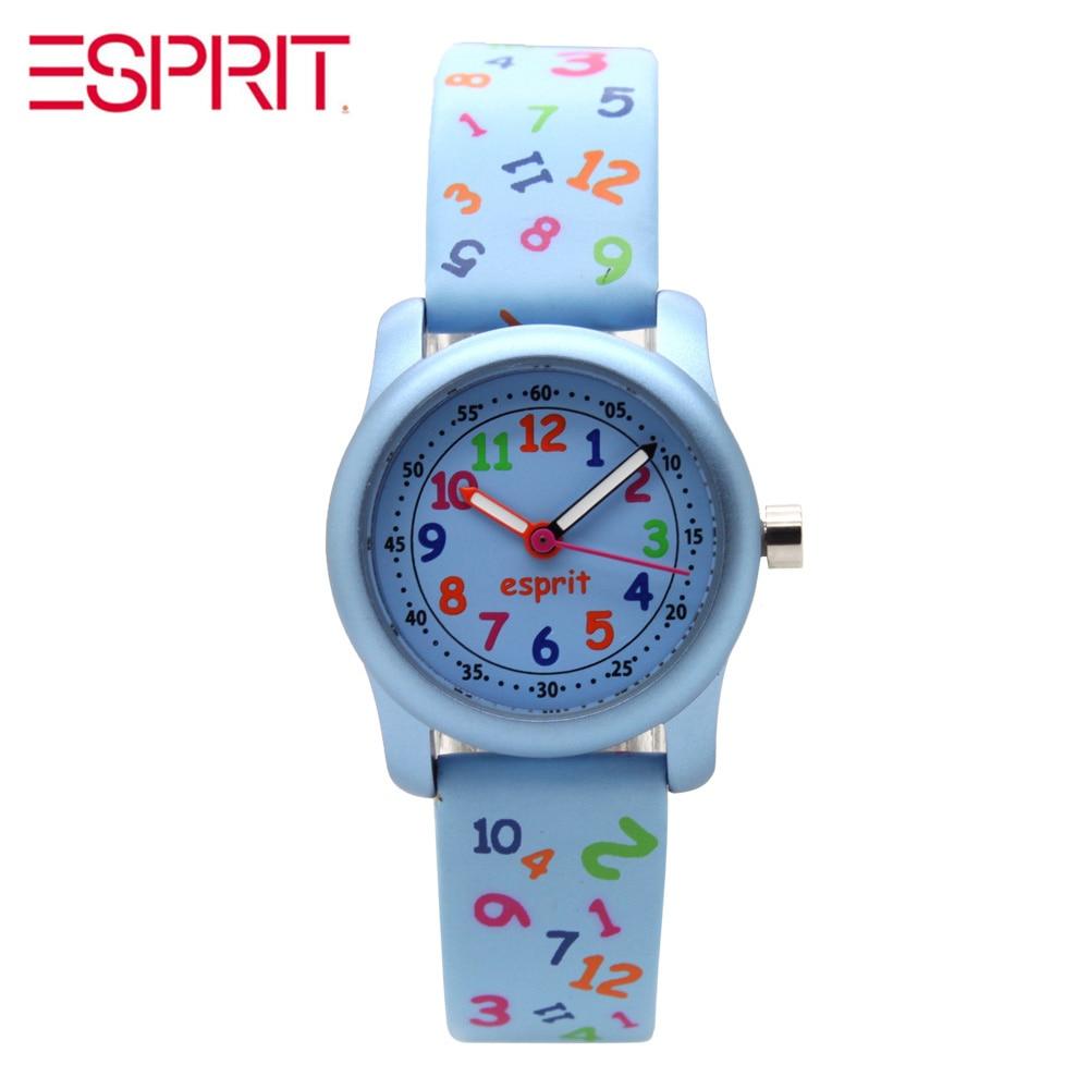 где купить ESPRIT fashion watch children watch male and female table ES000FA4025 ES000FA4026 по лучшей цене