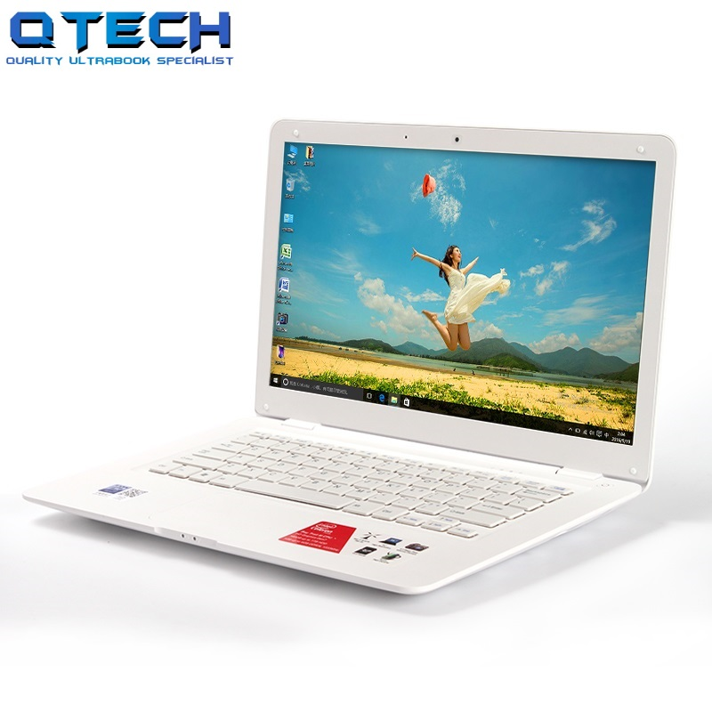 14 Laptop 8GB RAM 500GB HDD cpu Intel Celeron Windows7 /10 Notebook PC College Office Computer Azerty Spanish Russian Keyboard