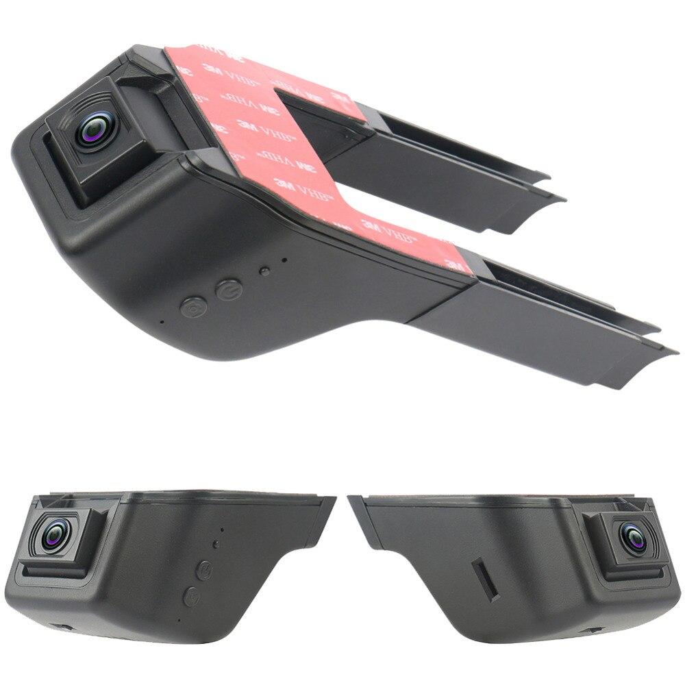 2017 New HD 1296P Ambarella A7LA50 Car DVR DVRS Video Recorder Camera Dash Cam Black Box 30fps ADAS WIFI App MIC WDR HD цены онлайн