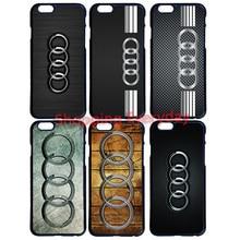 Audi Car Logo Phone Cases (12 Types)