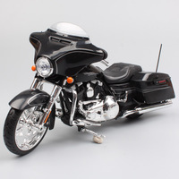 1:12 scale Mini Maisto Harley FLHX 2015 Street glide special cruiser touring Die casting model motorcycle bike car toy gifts boy